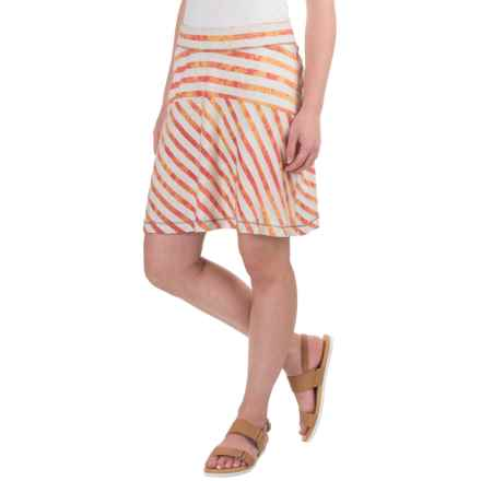 Aventura Clothing Piper Skirt (For Women) in Spiced Coral - Closeouts