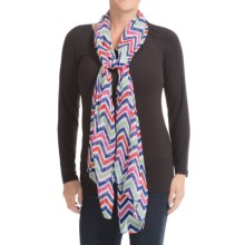 Aventura Clothing Ramona Scarf (For Women) in Blue - Closeouts
