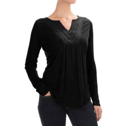 Aventura Clothing Romy Shirt - Long Sleeve (For Women) in Phantom - Closeouts