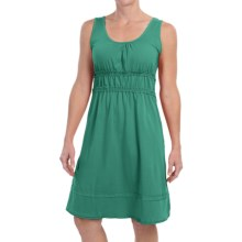 Aventura Clothing Rory Dress - Organic Cotton, Sleeveless (For Women) in Alhambra Green - Closeouts