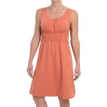 Aventura Clothing Rory Dress - Organic Cotton, Sleeveless (For Women) in Flamingo - Closeouts