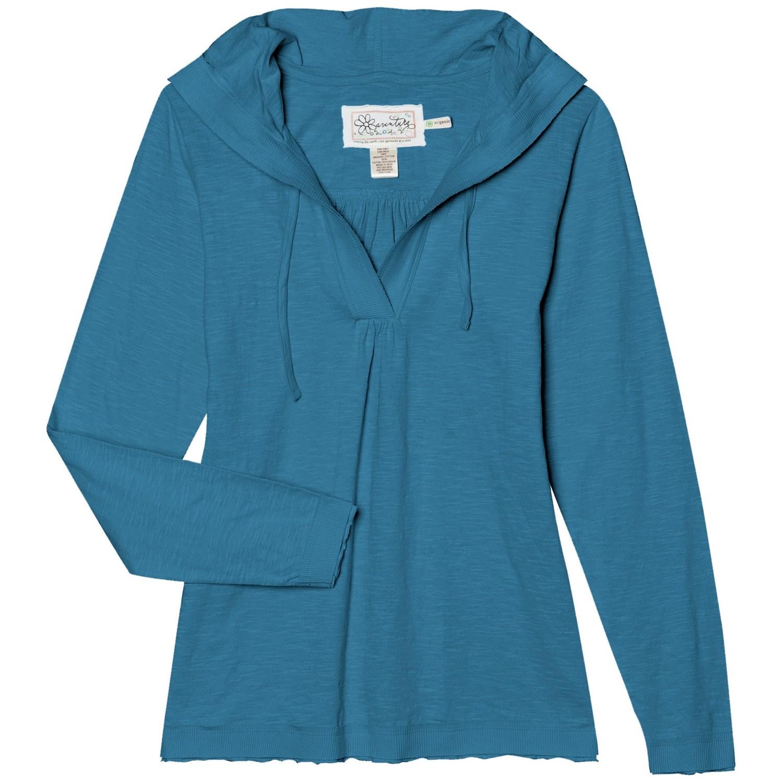 aventura clothing hoodie shirt organic cotton