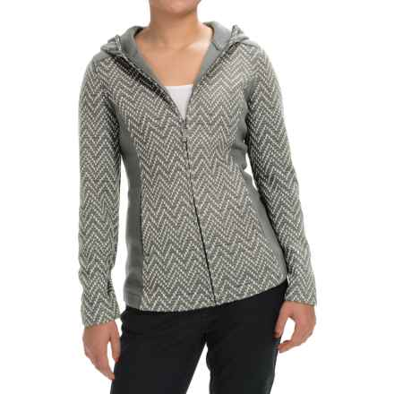 Aventura Clothing Seymour Jacket (For Women) in Smoked Pearl - Closeouts