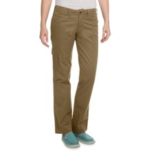 Aventura Clothing Shelton Cargo Pants (For Women) in Capers - Closeouts