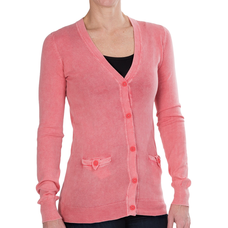 Aventura Clothing Sibley Cardigan Sweater - Organic Cotton (For Women