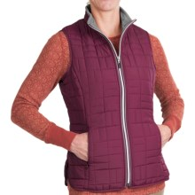 Aventura Clothing Simone Vest - Insulated (For Women) in Beet Red - Closeouts