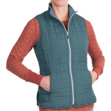 Aventura Clothing Simone Vest - Insulated (For Women) in Hydro - Closeouts