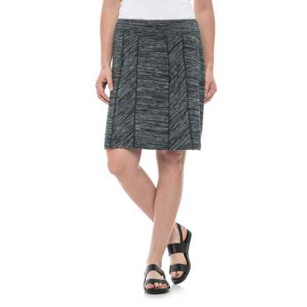 Aventura Clothing Sonnet Skirt (For Women) in Black - Closeouts