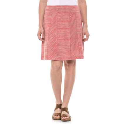 Aventura Clothing Sonnet Skirt (For Women) in Spiced Coral - Closeouts