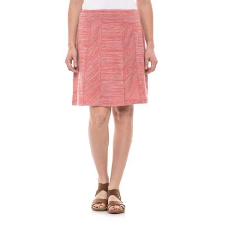 Aventura Clothing Sonnet Skirt (For Women) in Spiced Coral