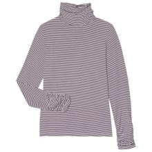 Aventura Clothing Tahoma Turtleneck - Long Sleeve (For Women) in Pinot - Closeouts
