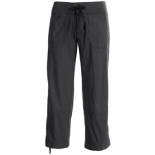 Aventura Clothing Toni Capri - Organic Cotton (For Women) in Black - Closeouts