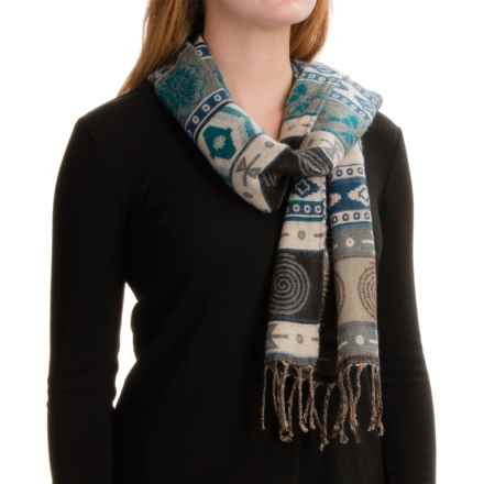 Aventura Clothing Tula Scarf (For Women) in Citadel - Closeouts
