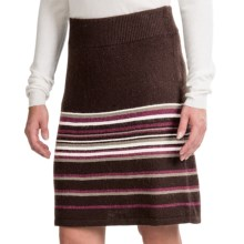 Aventura Clothing Verneice Skirt (For Women) in Espresso - Closeouts