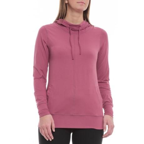 2ad8f04b1f7 Aventura Clothing Violet Quartz Tempo Hoodie (For Women) in Violet Quartz