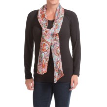 Aventura Clothing Wendi Scarf (For Women) in Fuchsia - Closeouts