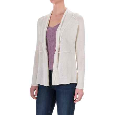 Aventura Clothing Weslee Sweater - Cotton-Cashmere (For Women) in White - Closeouts