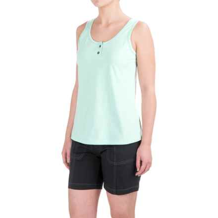 Aventura Clothing Windsor Tank Top - Organic Cotton (For Women) in Holiday - Closeouts