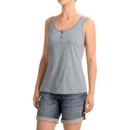 Aventura Clothing Windsor Tank Top - Organic Cotton (For Women) in Tradewinds - Closeouts