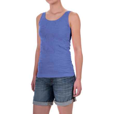 Aventura Clothing Zelda Tank Top - Stretch Nylon (For Women) in Blue Yonder - Closeouts