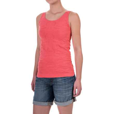 Aventura Clothing Zelda Tank Top - Stretch Nylon (For Women) in Spiced Coral - Closeouts