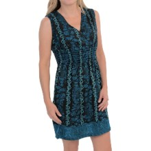 Aventura Clothing Zoelle Dress - V-Neck, Sleeveless (For Women) in Black - Closeouts