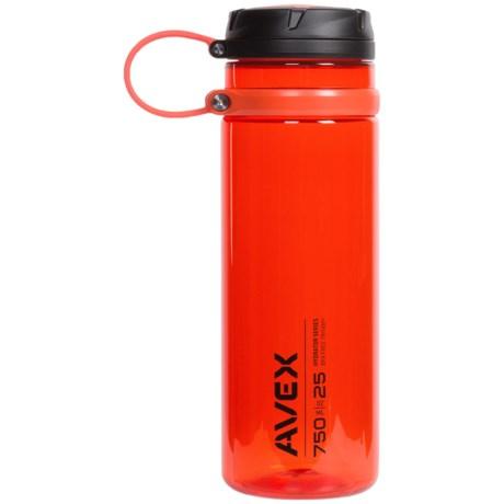 Avex AVEX Fuse Water Bottle - 25 fl.oz., BPA-Free in Burnt Orange