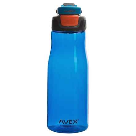 AVEX Brazos Autoseal® Water Bottle - 32 fl.oz., BPA-Free in Ocean - Closeouts