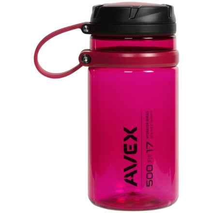 AVEX Fuse Water Bottle - 17 fl.oz., BPA-Free in Berry - Closeouts