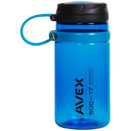 AVEX Fuse Water Bottle - 17 fl.oz., BPA-Free in Ocean - Closeouts