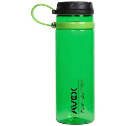 AVEX Fuse Water Bottle - 25 fl.oz., BPA-Free in Electric Green - Closeouts