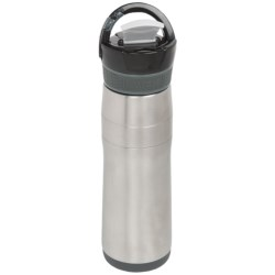 Avex Summit AUTOSEAL® Water Bottle - 20 fl.oz. in Charcoal