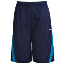 Avia High-Performance Shorts (For Little and Big Boys) in Navy Peacoat/Blue Aster - Closeouts