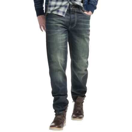 Axel Treadwell Ellington Jeans - Relaxed Fit, Straight Leg (For Men) in Ellington - Closeouts