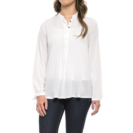 Axelle Shirt - Long Sleeve (For Women)