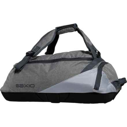 AXIO Foldable Duffel Bag Backpack - Small