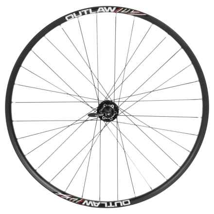 """Azonic Outlaw 29"""" Wheelset in Black - Closeouts"""