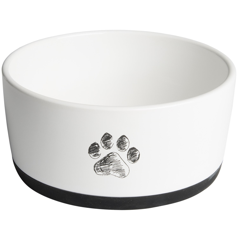 Azzure Ceramic Dog Bowl Save 66