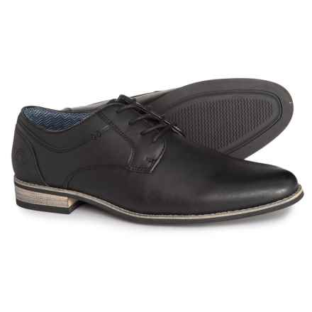 B-52 by Bullboxer Chaplyn Oxford Shoes (For Men) in Black - Closeouts