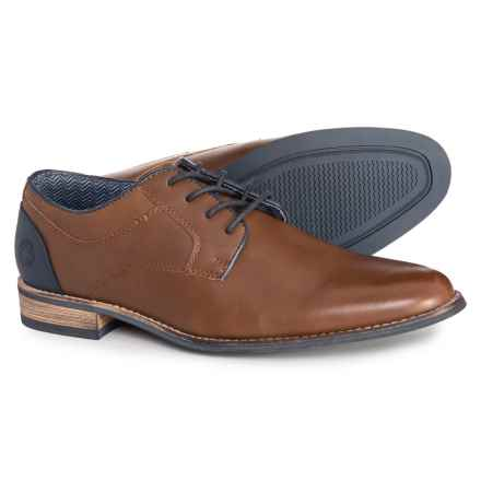 B-52 by Bullboxer Chaplyn Oxford Shoes (For Men) in Cognac - Closeouts