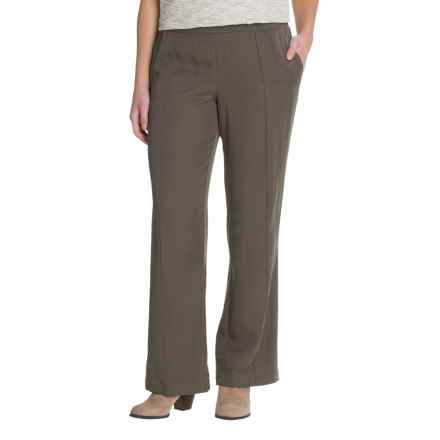 B Collection by Bobeau Camilla Pants (For Women) in Olive - Closeouts