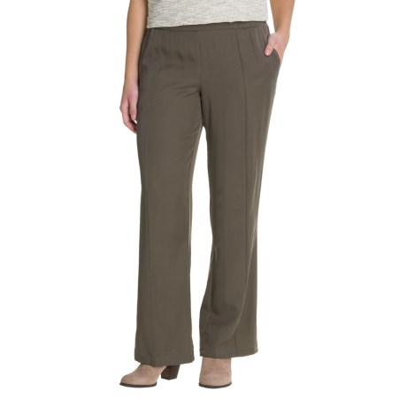 B Collection by Bobeau Camilla Pants (For Women) in Olive
