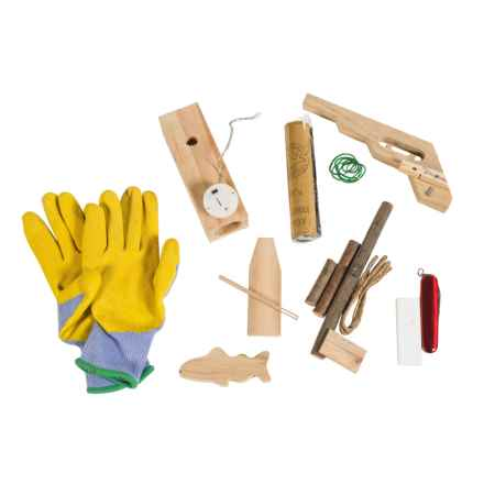 b4Adventure Adventure Station Whittlin' Wood Kit in See  Photo - Closeouts