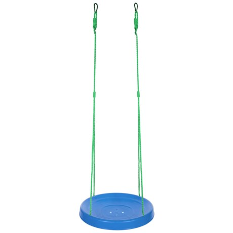 b4Adventure Ripline Saucer Swing in Blue