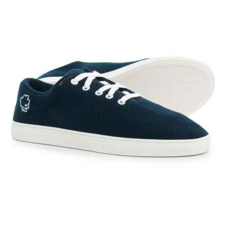 Baabuk Jeremy Sneakers - Wool (For Men and Women) in Navy/White - Closeouts