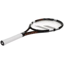 Babolat Evoke 102 Strung Tennis Racquet (For Men and Women) in Black - Closeouts