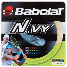 Babolat N.VY 17G Tennis Racquet String in Natural - Closeouts