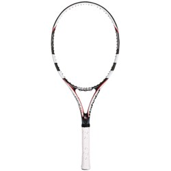 Babolat Overdrive 105 Tennis Racquet - Unstrung (For Men and Women) in Black