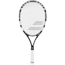 Babolat Pulsion 105 Tennis Racquet (For Men and Women) in White/Black - Closeouts