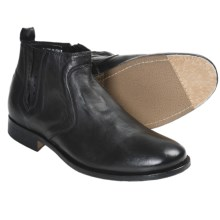 Bacco Bucci Avellino Ankle Boots - Leather (For Men) in Black - Closeouts